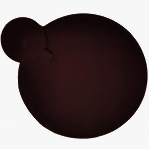 Disc Carton Black Velvet
